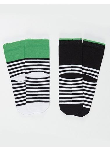 Denokids Çorap Beyaz